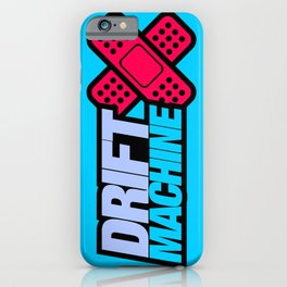 Drift Machine v4 HQvector iPhone Case