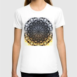 Touch of golden glow T-shirt