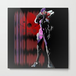 Widow Maker Metal Print