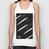 shells Tank Tops featuring Shells by Grelabel