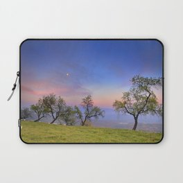 Almonds and Moon Laptop Sleeve