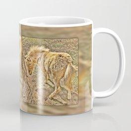 Young miniature horse Coffee Mug
