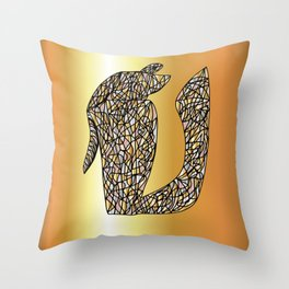 The Ancient Throw Pillow