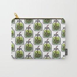 Mason Jar Tea Carry-All Pouch