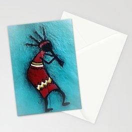 Kokepelli Stationery Cards
