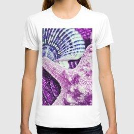 Sweet Little Pink Starfish T-shirt