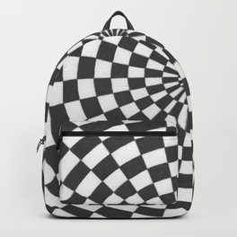 arte óptico 2 Backpack