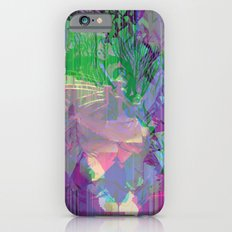 Glitched Landscape 2 Slim Case iPhone 6s