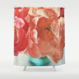 Paeonia #4 Shower Curtain