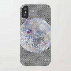 Water Bubble iPhone X Slim Case