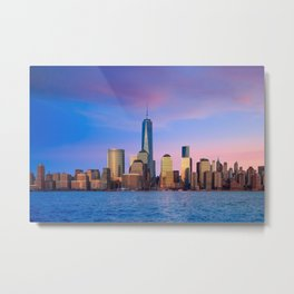 New York 04 - USA Metal Print