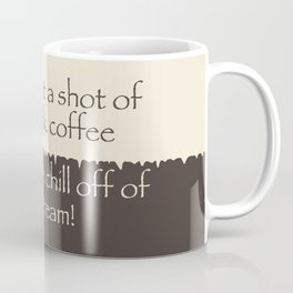 Shot of Coffee Coffee Mug