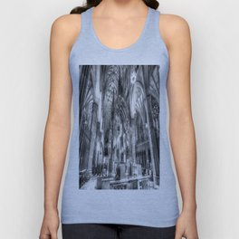 St Patrick's Cathedral New York Unisex Tank Top