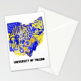 University of Toledo Stationery Cards