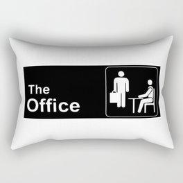 The Office Show Rectangular Pillow