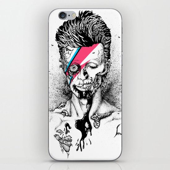 Zombowie iPhone & iPod Skin