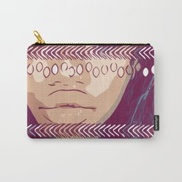 Tribal Selfie Carry-All Pouch