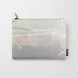 Orchid purple sky Carry-All Pouch