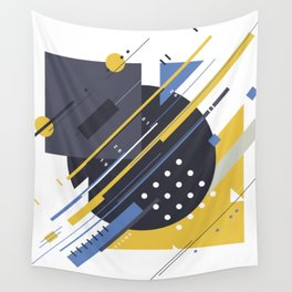 Core Cubrix 245 Wall Tapestry
