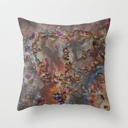 Alah Throw Pillow