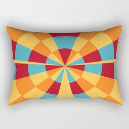 Bull's Eye Rectangular Pillow
