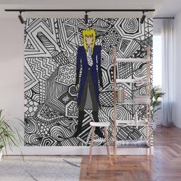 Heroes Fashion 11 Wall Mural