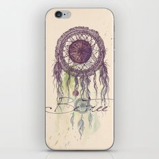 Be Free iPhone & iPod Skin