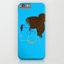 national latina day iPhone Case
