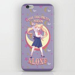 Sailor Says iPhone Skin