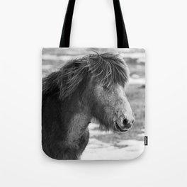 Equus feras caballus Tote Bag