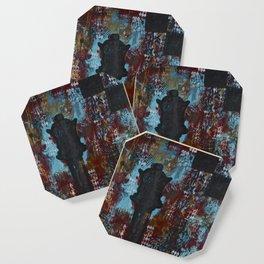 The Queen's Gambit Coaster