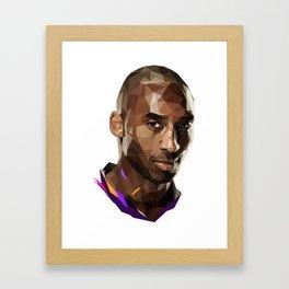 K Bryant Framed Art Print