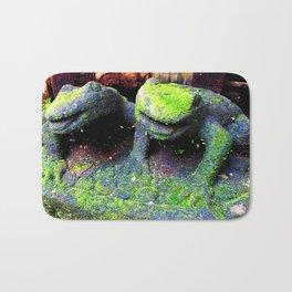 The Frog Princes Bath Mat