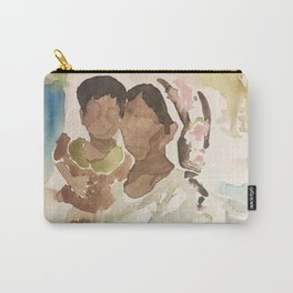 Rohingya Family Carry-All Pouch