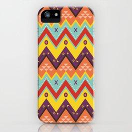 Batik Style 6 iPhone Case