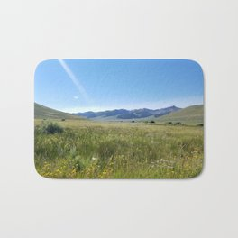 Cabin Creek Meadow Bath Mat