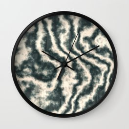 Dark Emerald N2 Wall Clock