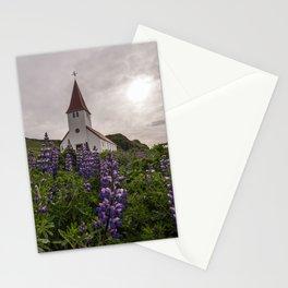 Vík í Mýrdal Church Stationery Cards
