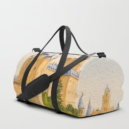 The Alcazar Segovia Spain Duffle Bag