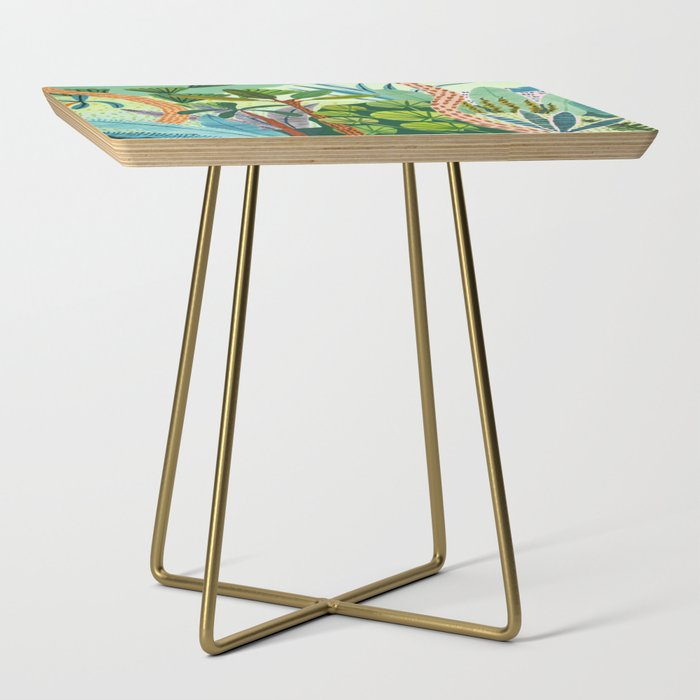 Malaysian_Jungles_Side_Table_by_Ambers_Textiles__Gold__Square