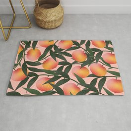 Lots of peaches Rug