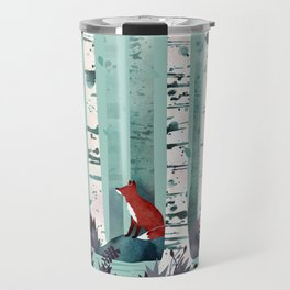 The Birches Travel Mug