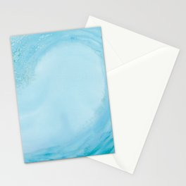 Palest Blue Stationery Cards
