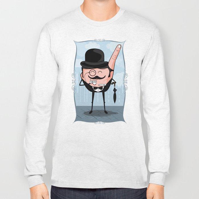 Sir Pinky Long Sleeve T-shirt