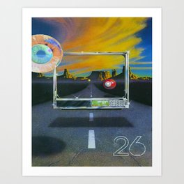 1981 Art Print