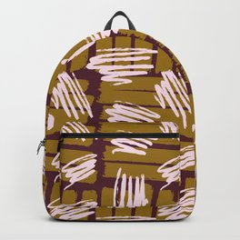 Back to school pencil ink Backpack