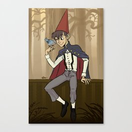 Over the Garden Wall - Wirt Canvas Print