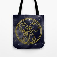 sydney Tote Bags featuring Sydney by JEDArts by J. Eric Dunlap