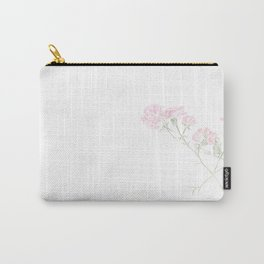 Rustic Rosa Rugosa Carry-All Pouch