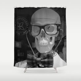 Mad Doc Shower Curtain
